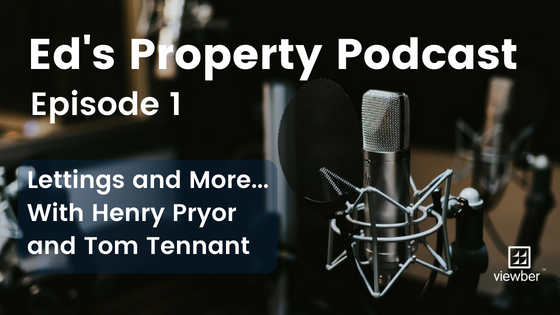 Ed's Property Podcast - Episode 1 is LIVE!