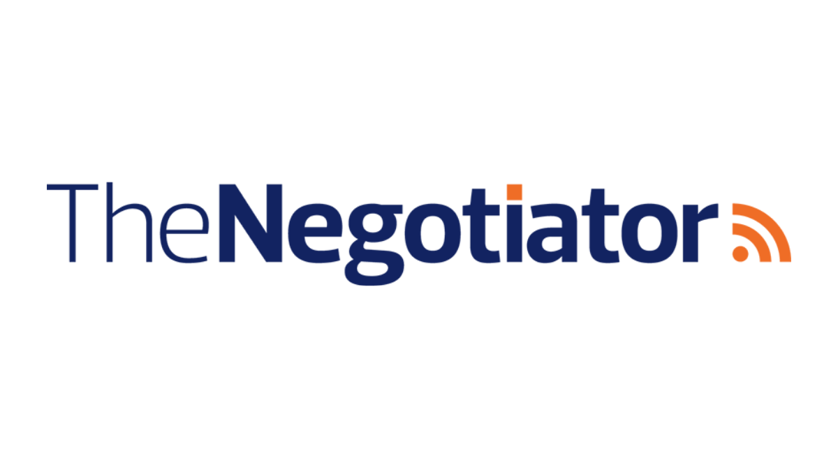 The Negotiator Article!