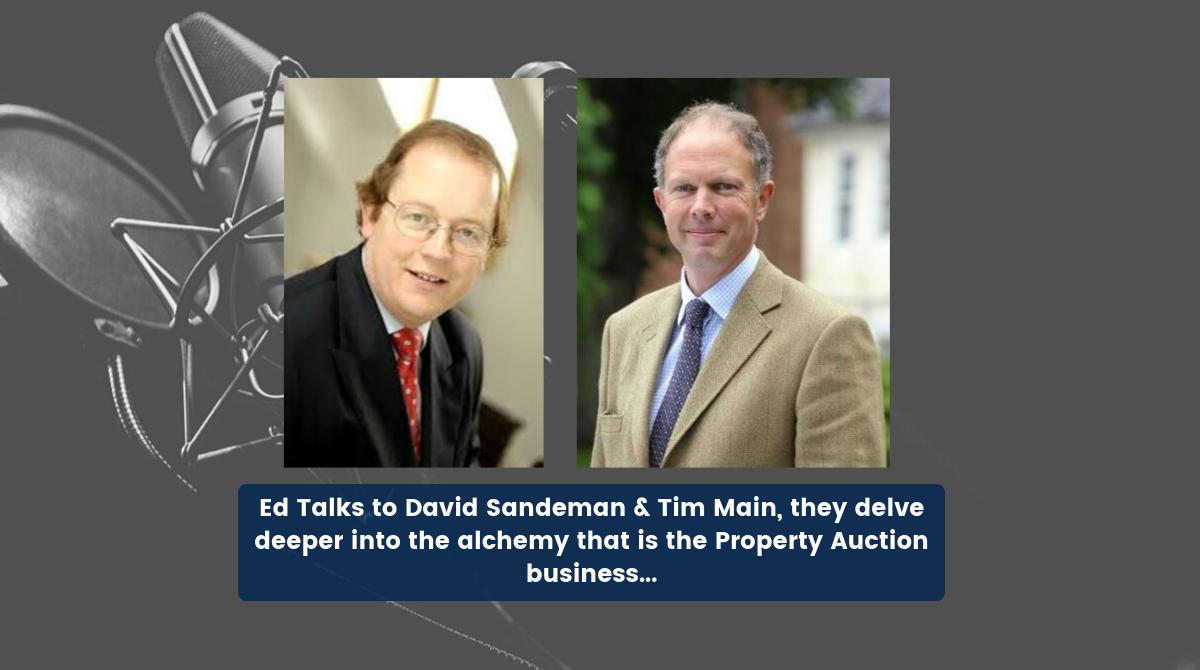 Ed Talks - Podcast with David Sandeman & Tim Main