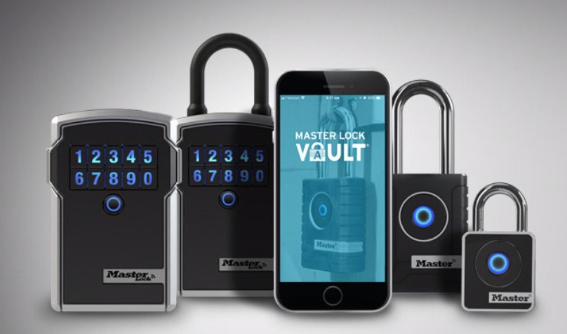 Master Lock has partnered with Viewber