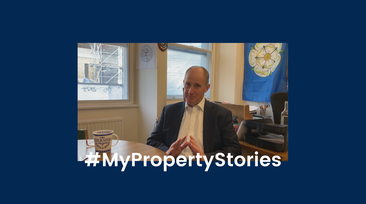 #MyPropertyStories - with Kevin Hollinrake