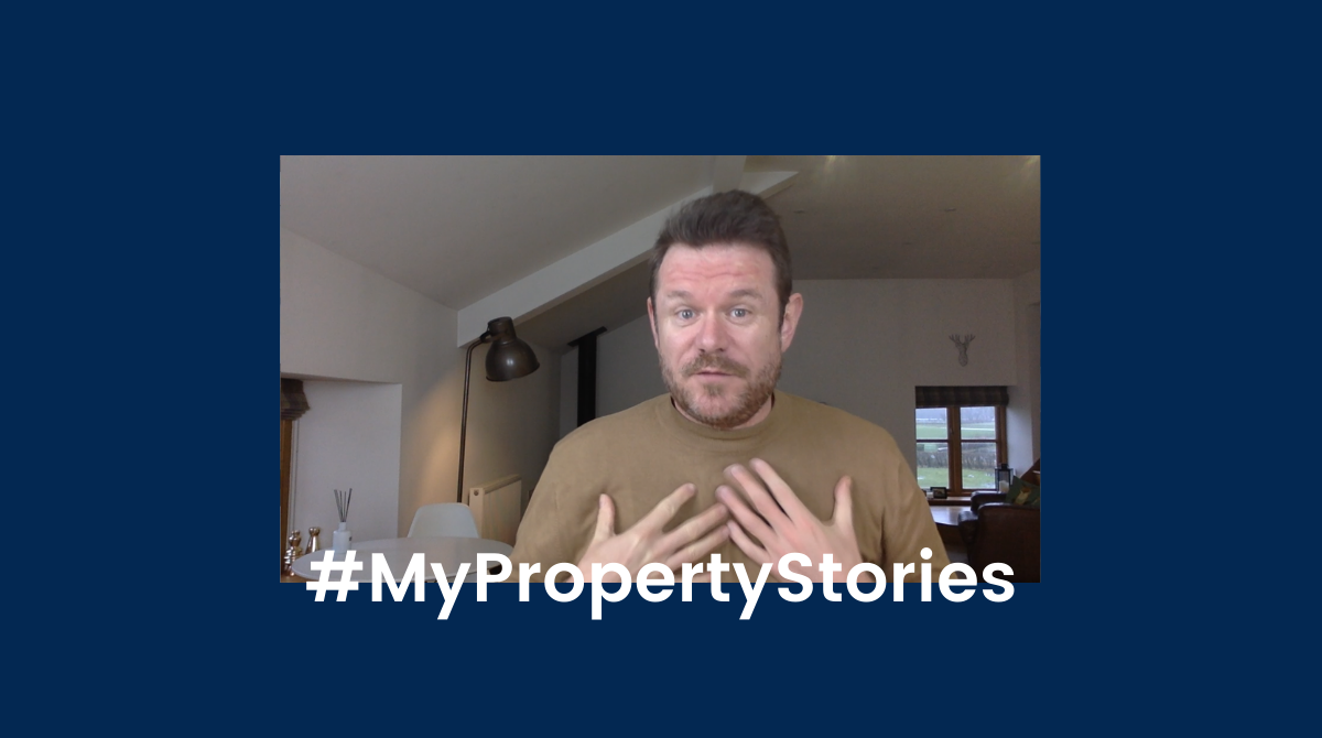 #MyPropertyStories - with Bryan Mansell