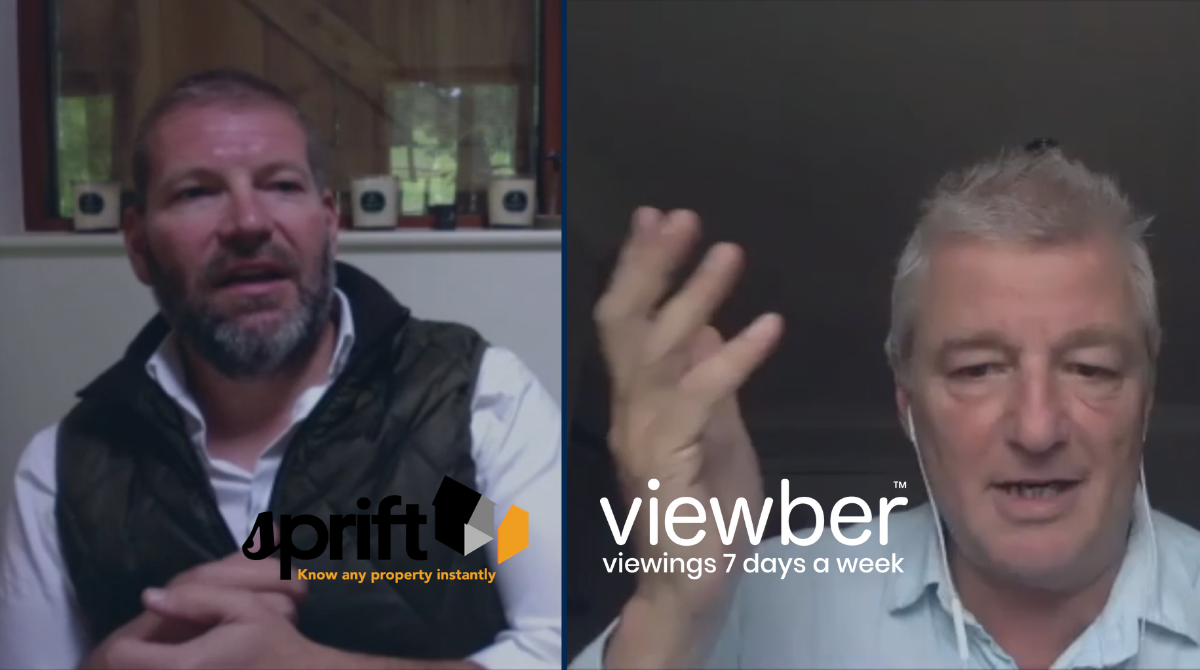 Viewber + Sprift = win for property agents