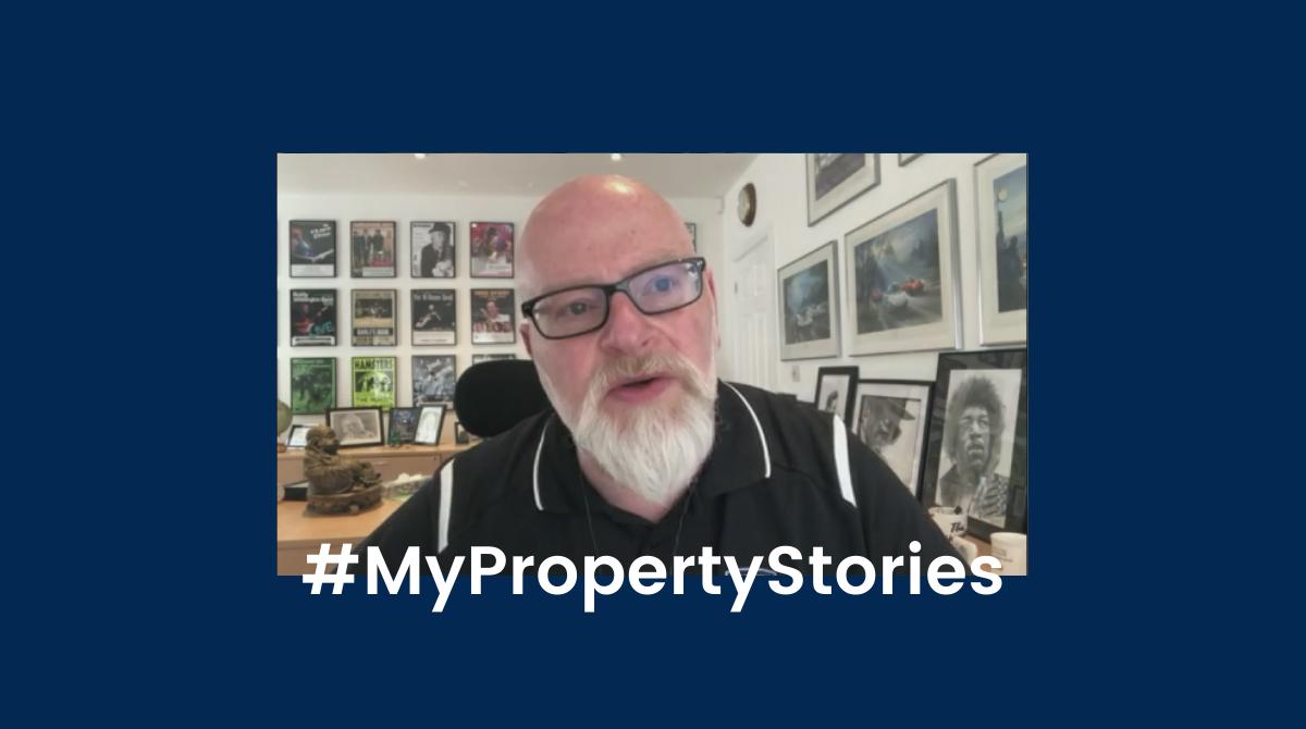 #MyPropertyStories - ALWAYS ring the door bell