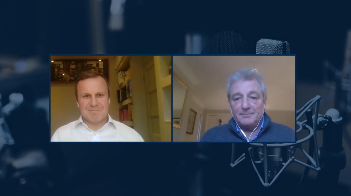 'Ed Talks' with Alexander Rawlinson - Podcast