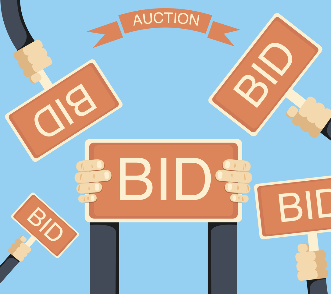 Auctions: a first-timer's guide