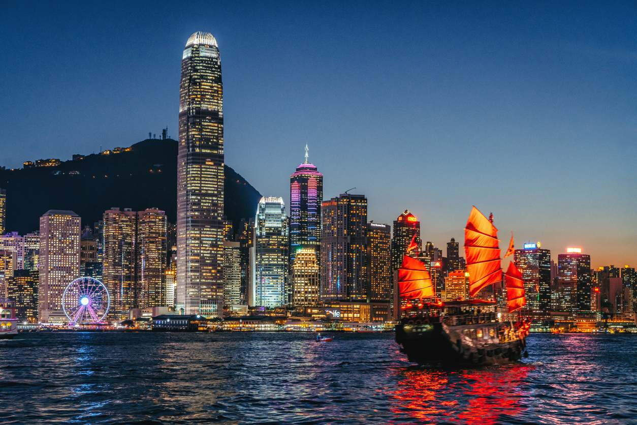 Perfect purchasing partner for Hong Kong buyers
