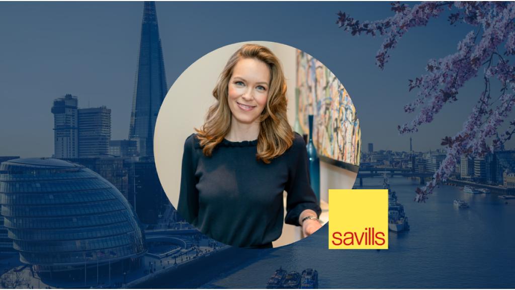 Guest blog - Claire Reynolds, Savills