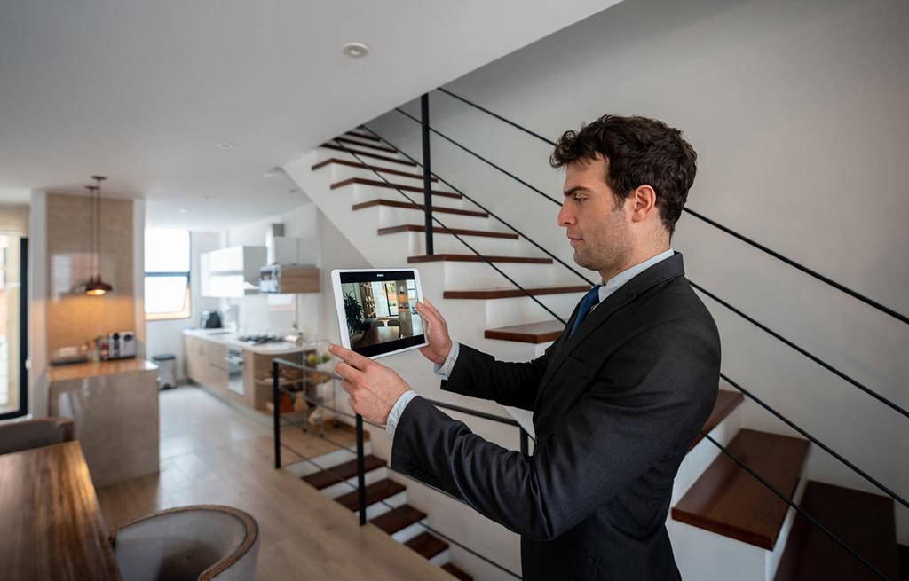 Using virtual viewings in property marketing