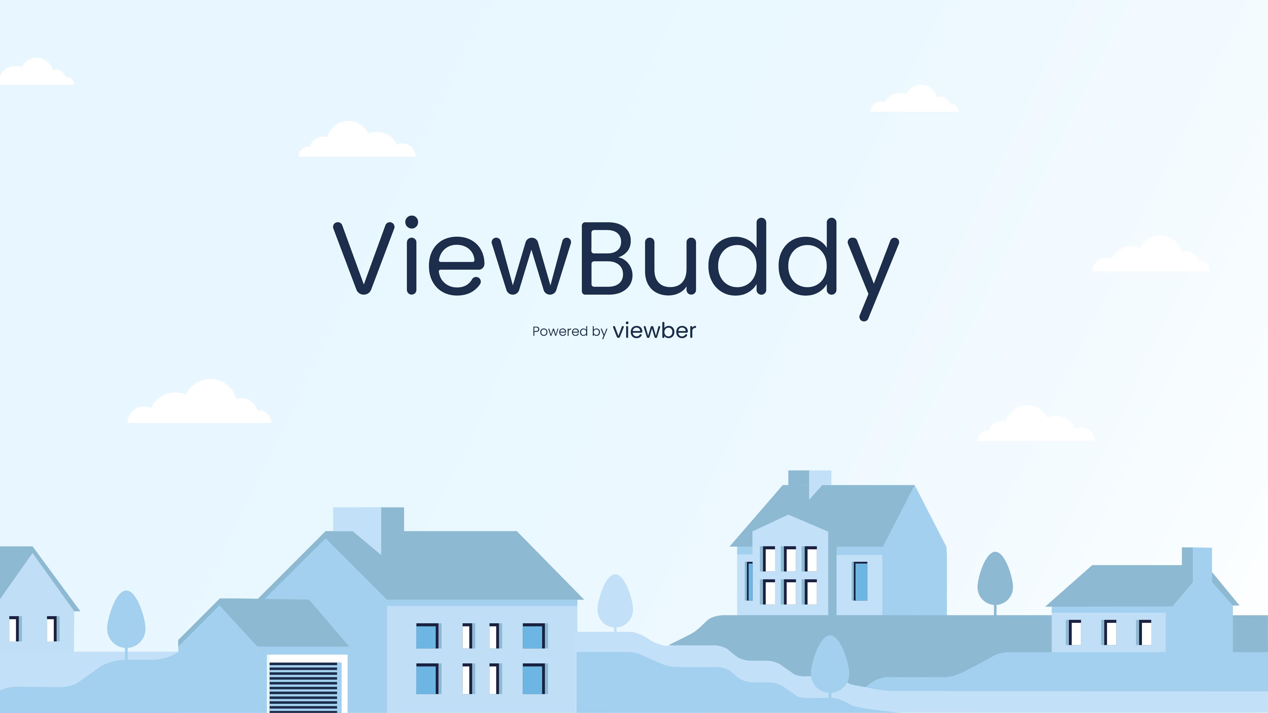 Introducing the ViewBuddy App