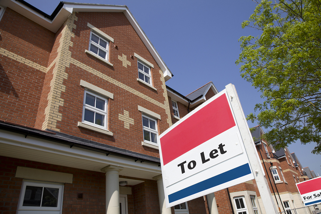 Rental values are rising all over the UK