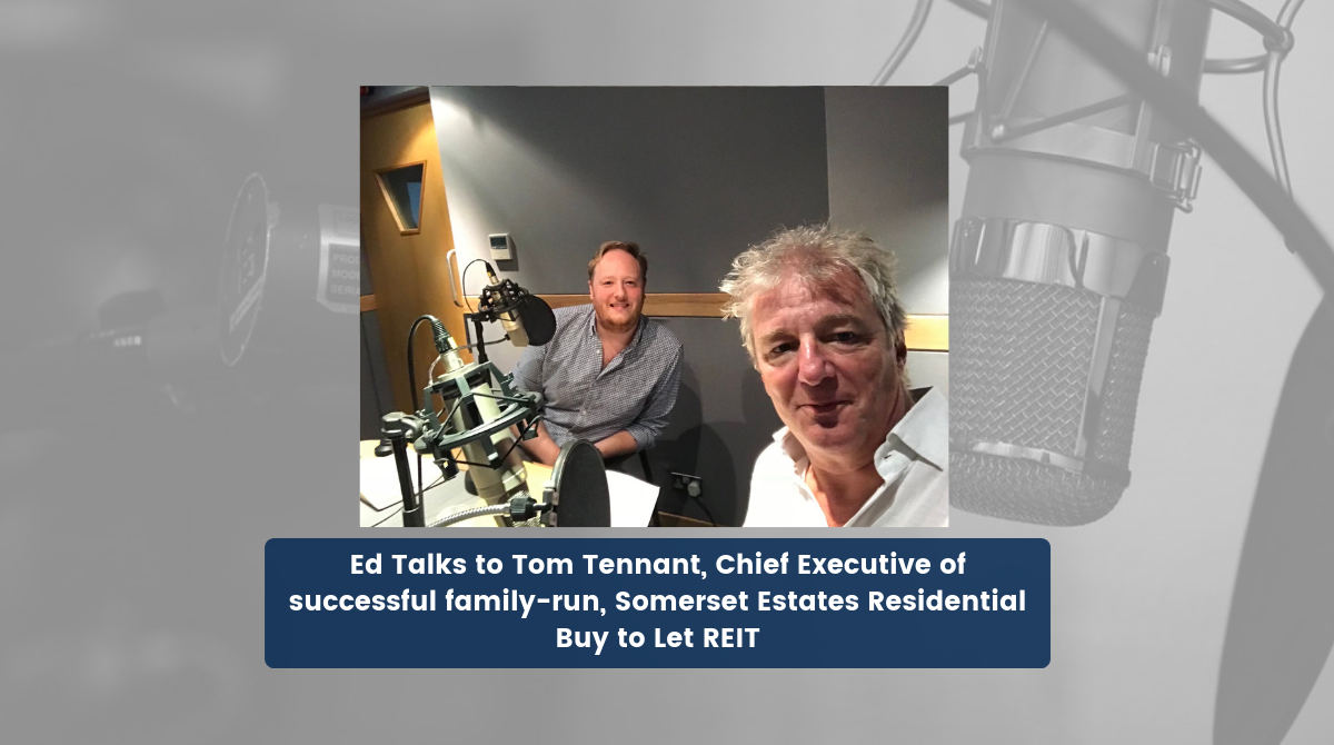 Ed Talks Podcast - Ep. 10 with Tom Tennant