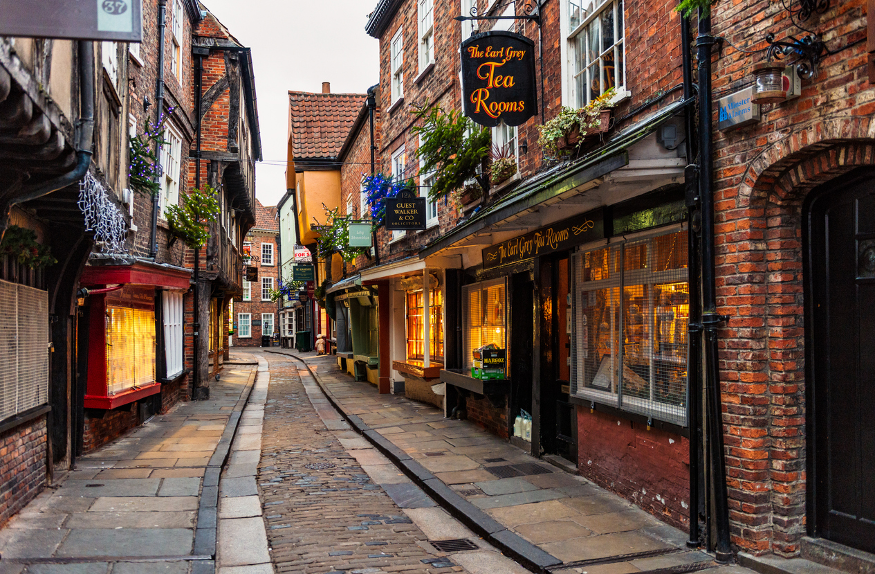 York's property market update