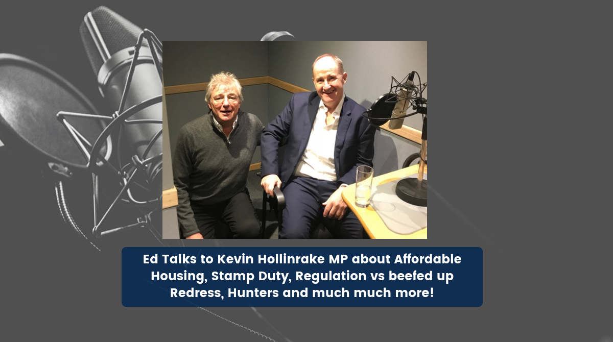 Ed Talks - Podcast with Kevin Hollinrake MP