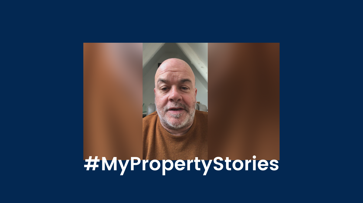 #MyPropertyStories - with Graham Norwood