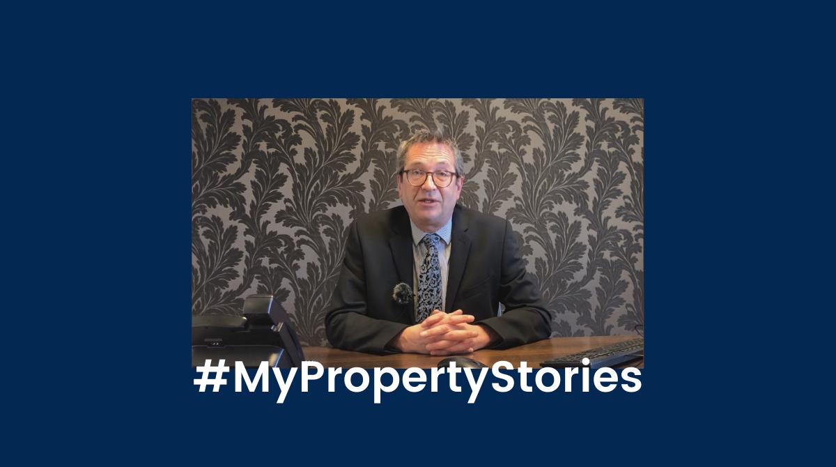 #MyPropertyStories - with Simon Bradbury
