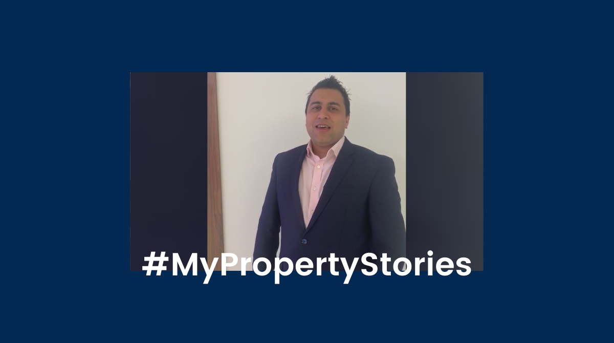 #MyPropertyStories - with Rajeev Nayyar