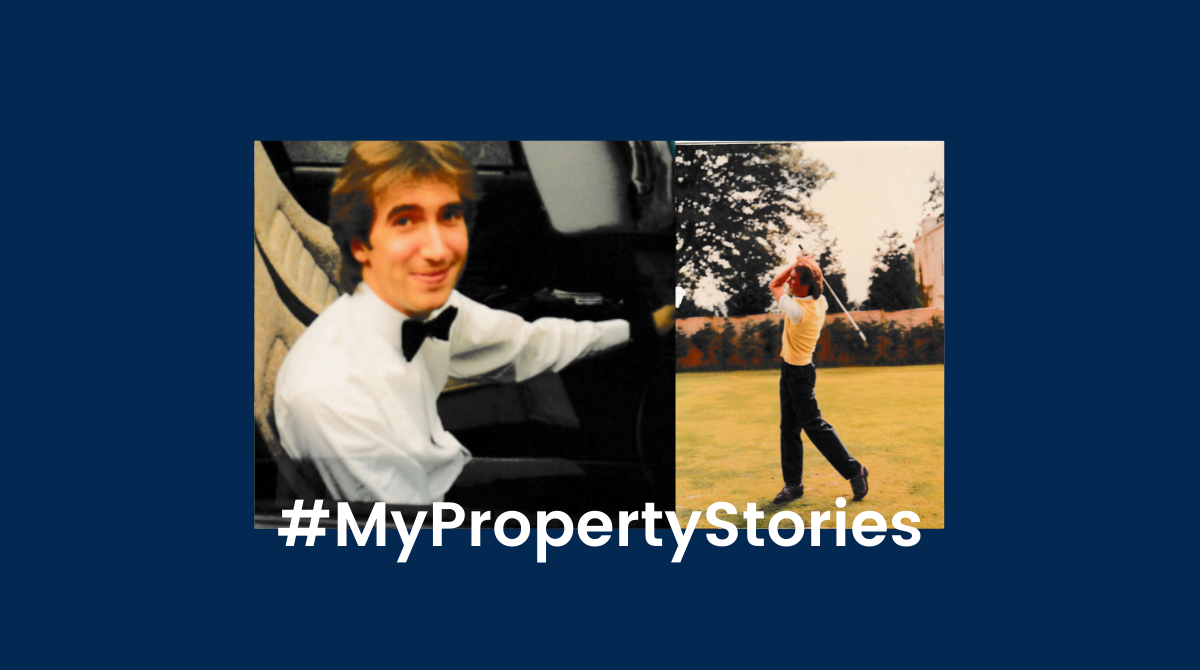 #MyPropertyStories - Back to the 80's...