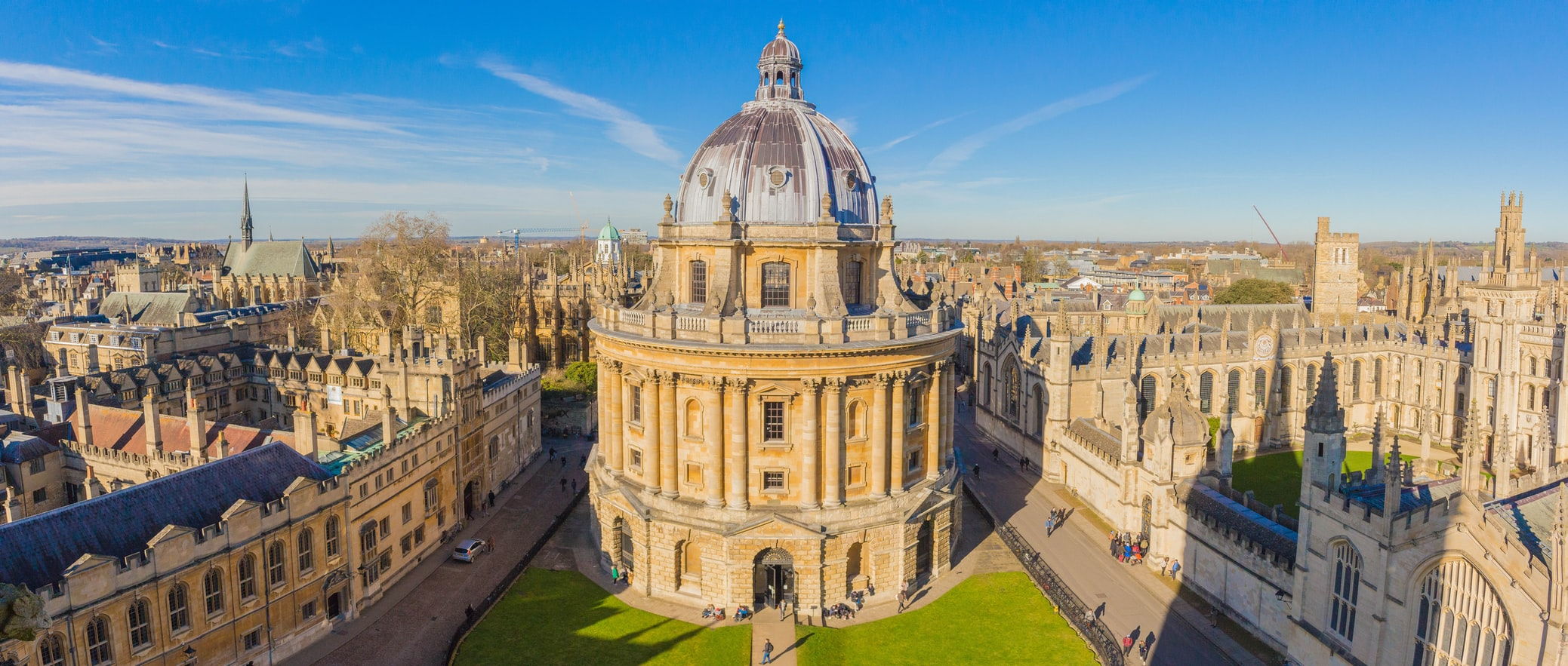 Oxford: the emerging out-of-London hotspot